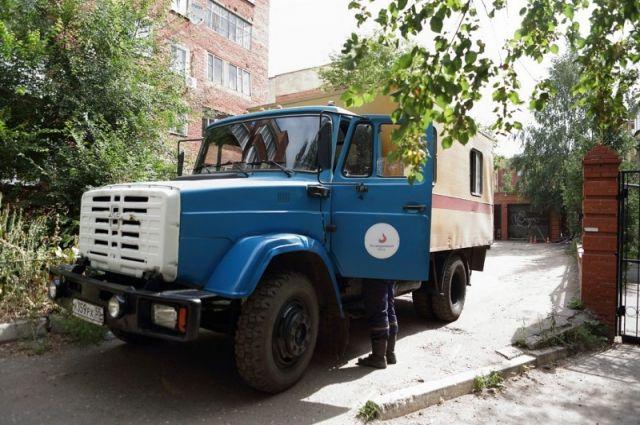 В понедельник 17 августа с 10 до 20 часов в центре Омска не будет холодной воды.