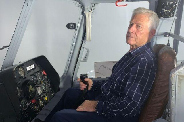 К лётчику Сапарову приезжают повышать квалификацию не только со всего Дальнего Востока, но и из других стран