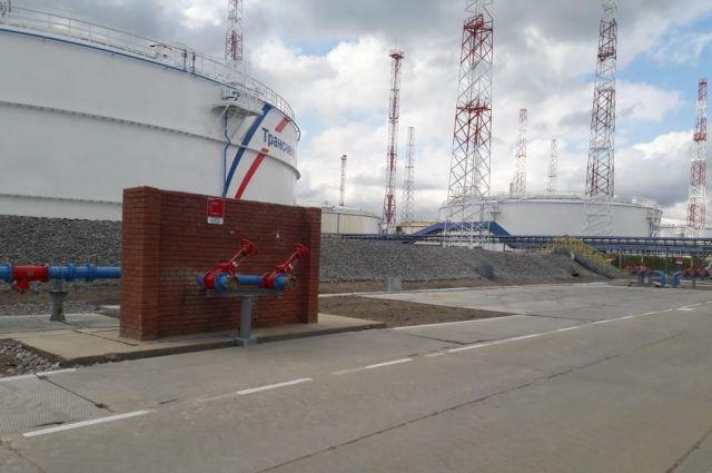 «Транснефть-Сибирь» провела плановый ремонт резервуаров для хранения нефти