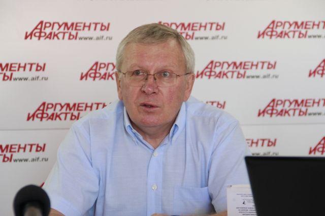 Сергей Балахонов.