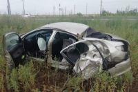 В Оренбурге в тройном ДТП на перекрестке пострадал 3-летний малыш.