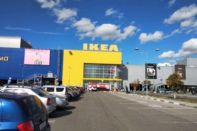Информация о строительстве IKEA в Тюмени является фейком