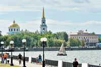 В прошлом году в Воткинске завершили реконструкцию набережной.