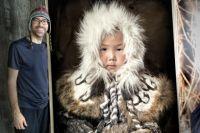 Фотопортрет якутской девочки был выставлен в здании ООН в Нью-Йорке.