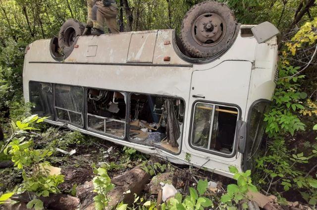 В Оренбурге в ДТП с пассажирским 18 августа автобусом погибла женщина.