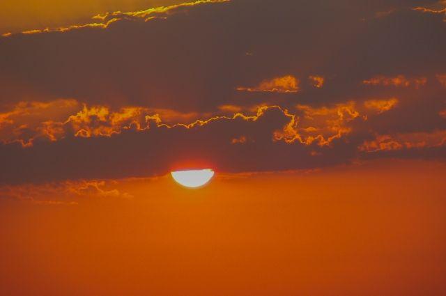 В северных территориях побиты температурные рекорды.