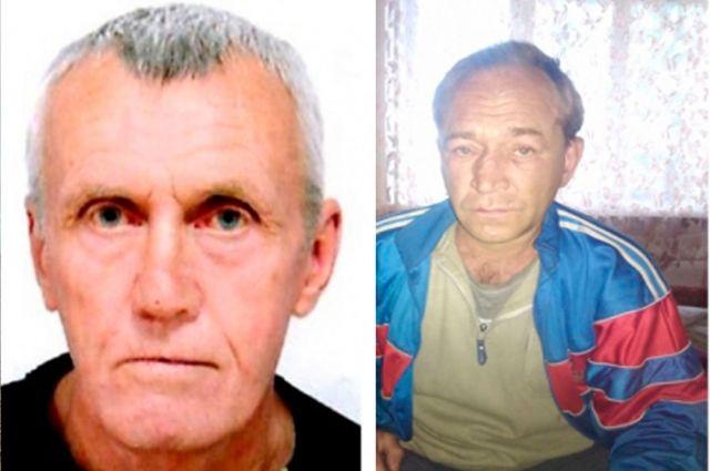 Александр Булахтин (слева) и Василий Майдуров.