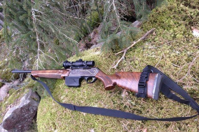 Инспектор подозревал мужчину в незаконной охоте.