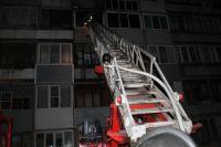 Пожар в доме ликвидировали за 20 минут