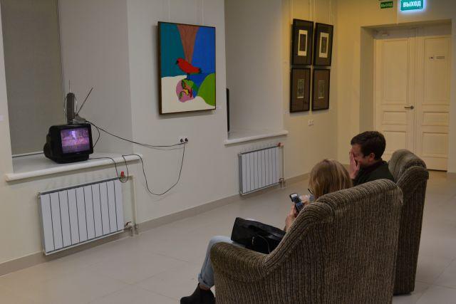 После карантина музей «Искусство Омска» предлагает гостям две выставки: одна посвящена 75-летию Победы, вторая – шоколаду.