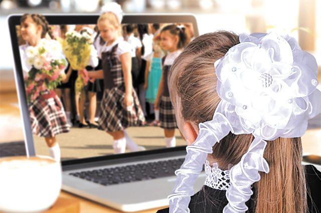 Школьники всё же выйдут из-за мониторов компьютеров на учёбу в привычном формате, но в классах будут введены определённые правила.