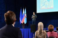 Губернатор Ямала встретился  с жителями  Ноябрьска