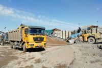 Всего за три месяца реализации нацпроекта производительность в ДРСУ-10 выросла в 2 раза.