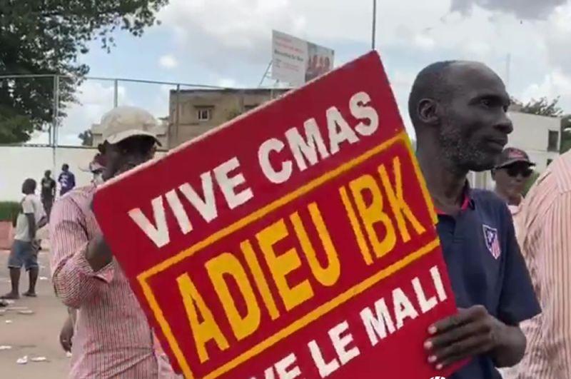 Захватившие власть в Мали заверили, что будут соблюдать все международные соглашения.