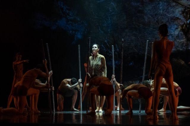 Зрители увидят одноактный балет башкирского театра.
