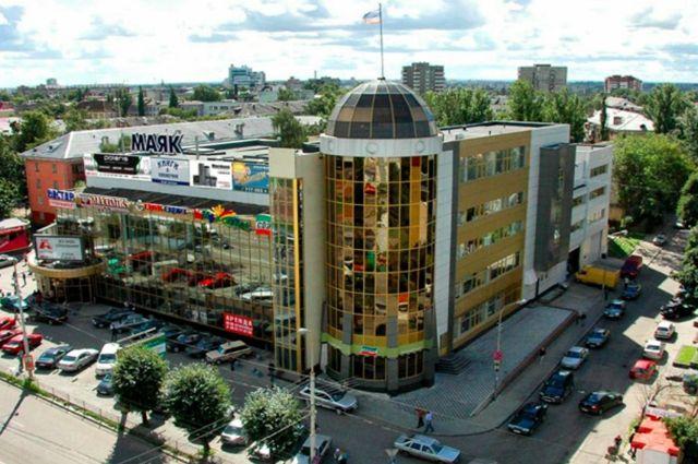 ТЦ «Маяк» выставили на продажу за 1,5 млрд рублей