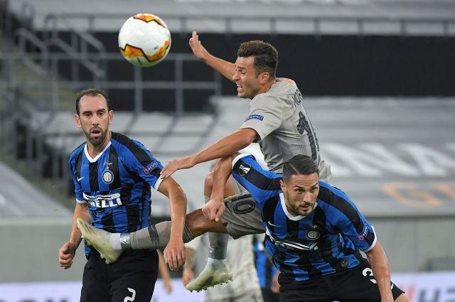 В матче против «Интера» «Шахтер», в лице Жуниора Мораеса, не смог прыгнуть выше головы.