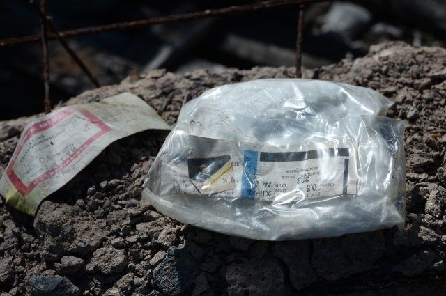 В Оренбурге ликвидируют свалку высокоопасных химических отходов.