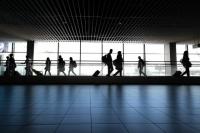 В аэропорту Нового Уренгоя работает новая система информирования пассажиров
