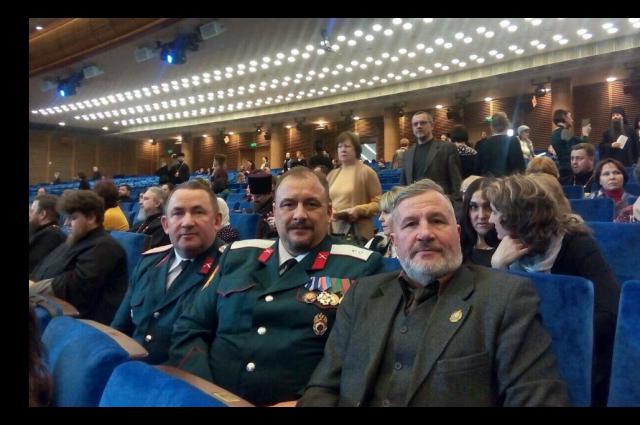 Ямальцы приняли участие в заседании комиссии Совета при президенте