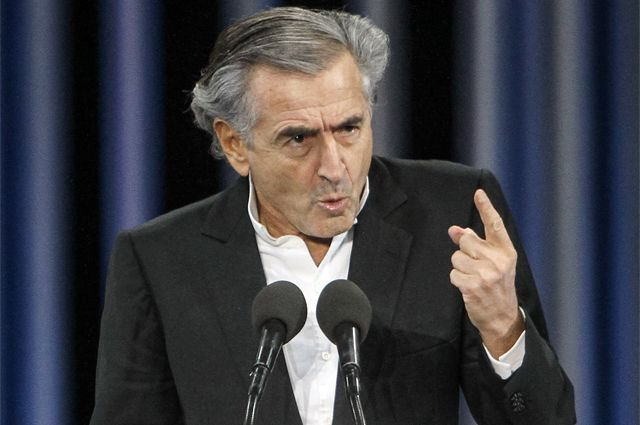 Бернар-Анри Леви.