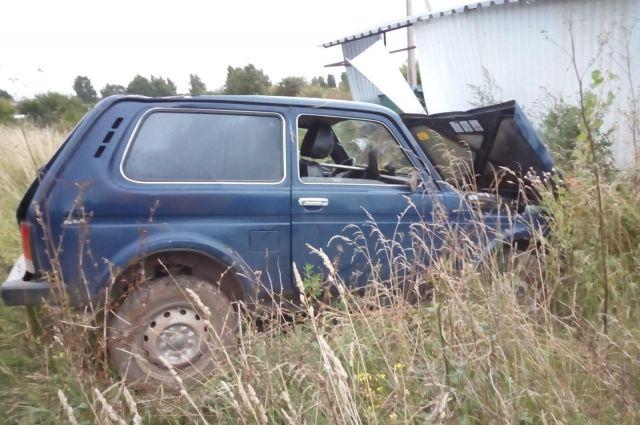 В Удмуртии женщина погибла под колесами пьяного водителя «Нивы»