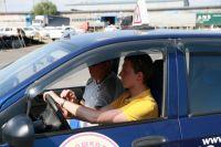В Тюмени будущие водители оккупировали классы и автодромы
