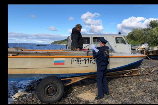 О безопасном поведении на воде напомнят жителям Шурышкарского района