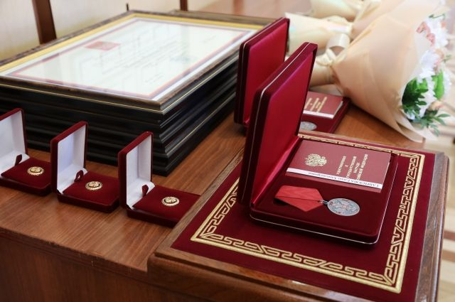 За отличную подготовку и проведение Зимней Универсиады красноярцы получили государственные награды.