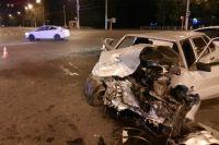 Авария произошла 20 августа около 23:00 часов.