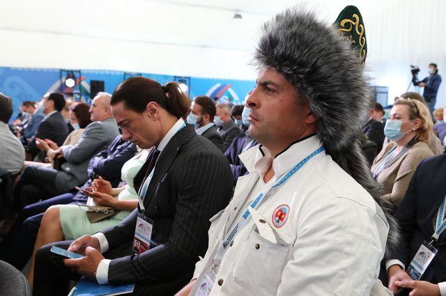 Второй форум «Зауралье-2020» в Сибае проходил два дня.