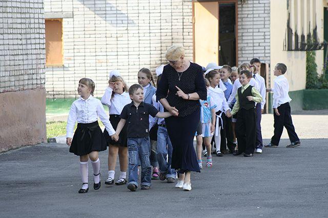 1 сентября дети вернутся в школы.