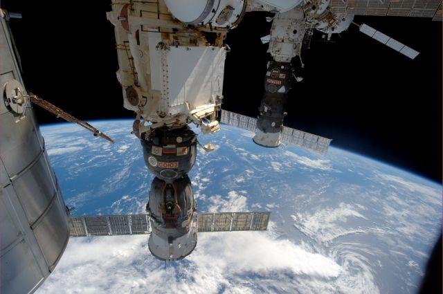 На МКС произошла разгерметизация, опасности для экипажа нет