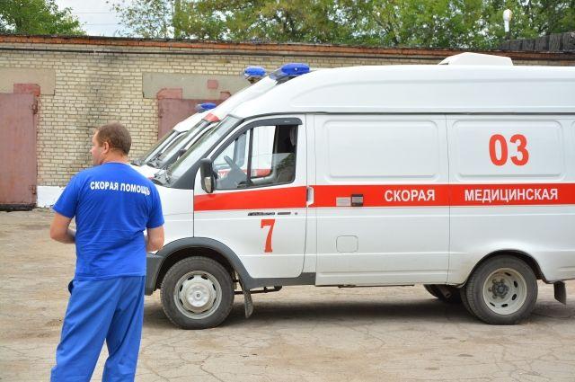Пострадавший скончался на месте аварии от полученных травм.
