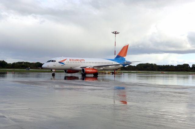 Авиакомпания «Азимут» планирует летать из Калининграда в Минеральные воды