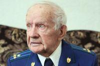 В Красноярске сегодня живет единственный участник боев на Курской дуге Михаил Яковлевич Ветошкин.