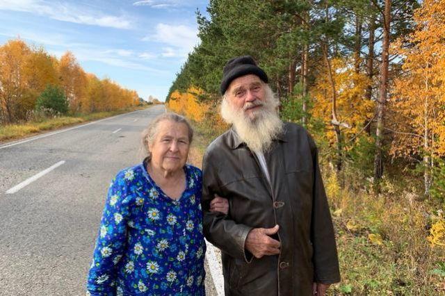 Борис и Мария Бутхерейт всю жизнь прожили вместе. Фото: страничка Бориса Бутхерейта Вконтакте