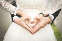 В Тюменской области выросло количество бракосочетаний