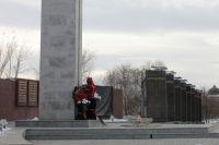 В Оренбурге нашли детей, осквернивших Вечный огонь на проспекте Победы.