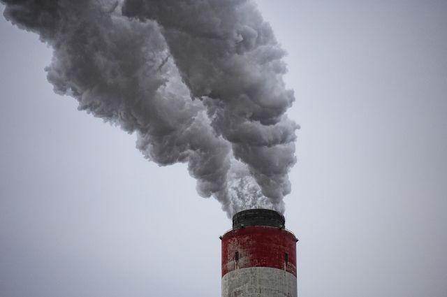 Правительство региона обязало предприятия снижать уровень выбросов в атмосферный воздух в штиль.