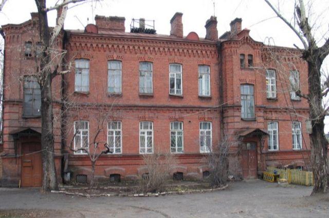 Дом на улице Казанцевых в Бийске