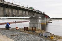 Губернатор ЯНАО оценил готовность моста через реку Пур