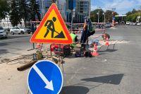 Трудностей при ремонте дорог в этом году избежать не удалось.