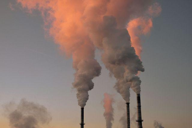 В воздухе Омска уровень шести опасных веществ выше допустимой концентрации