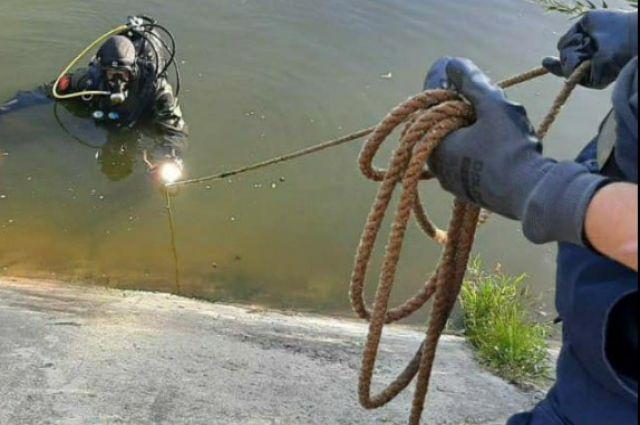 В канале на Троещине утонул мальчик