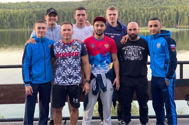 Оренбургские боксеры приступили к подготовке к Командному Кубку России по боксу среди мужчин 2020.
