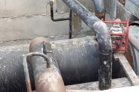 Благодаря опрессовкам в Тюмени устранили более 150 дефектов теплосетей