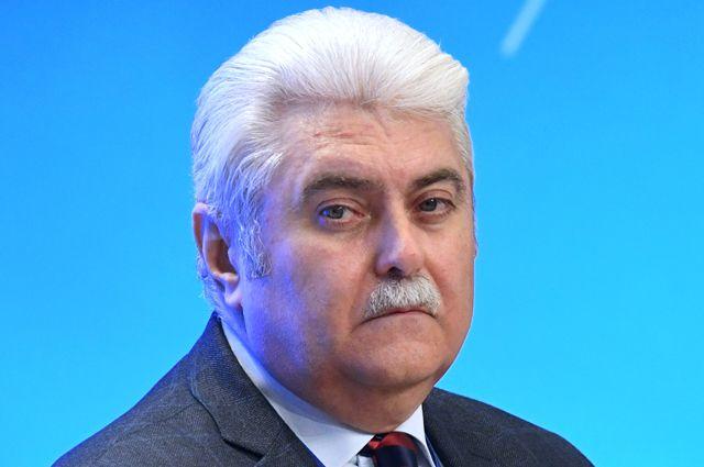 Заместитель секретаря Совета безопасности России Олег Храмов.