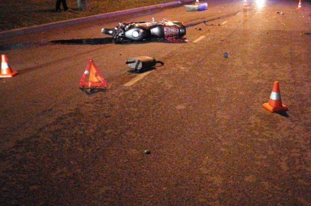 Авария произошла 24 августа около 20:30 часов.