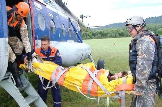 Когда спасатели знают маршрут путешественников, помощь придёт оперативно.